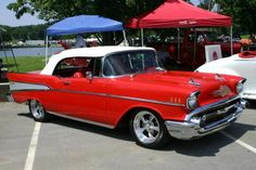 '57 Chevy Bel-Air