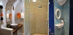 how to choose bathroom tiles!
