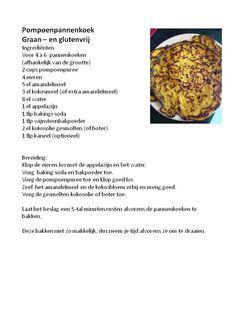 pompoenpannenkoeken graan- en glutenvrij