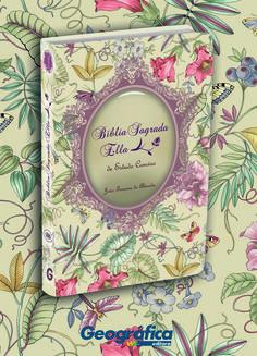 Bíblia Ella Floral