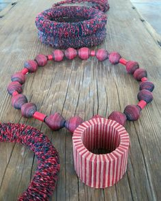 Paper Jewelry -  Kiff Slemmons