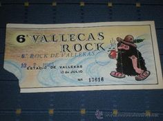 Resultado de imagen de Vallekas Rock.