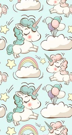 New wall paper celular whatsapp unicornio Ideas Cute Unicorn, Rainbow Unicorn, Magical Unicorn, Screen Wallpaper, Wallpaper Backgrounds, Unicorn Backgrounds, Cellphone Wallpaper, Iphone Wallpaper, Wallpaper Tumblr Lockscreen