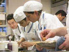 Luce's Culinary Clash Competition At The Intercontinental: San Francisco, California