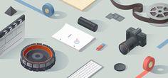 Stinkdigital illustrations on Behance
