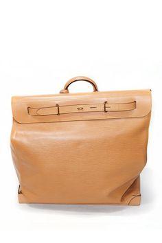 Louis Vuitton Gold Epi Leather Steamer Bag by Vintage Favs on @HauteLook