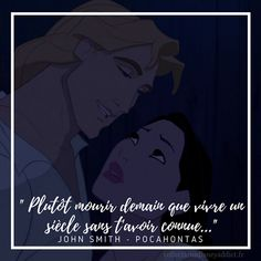 Citations d'amour Disney