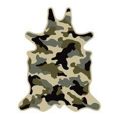 Camouflage Vinyl Flo