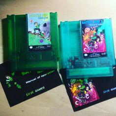 Neue Games fürs NES!