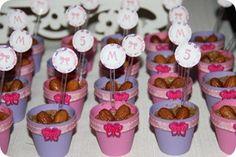 Festa Pronta - Bailarina - Tuty - Arte & Mimos www.tuty.com.br Que tal usar esta inspiração para a próxima festa? Entre em contato com a gente! www.tuty.com.br #festa #personalizada #party #tuty #aniversario #bday #bailarina #rosa #lilas #floral #flores