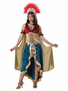 Women's Maya Queen Adult Costume | Womens Designer Halloween Costumes