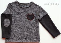 kuka and bubu: Sweater for Bubu (Pattern by Serger Pepper)
