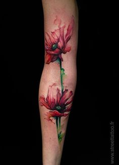 50+ Examples of Colorful Tattoos   Showcase of Art & Design