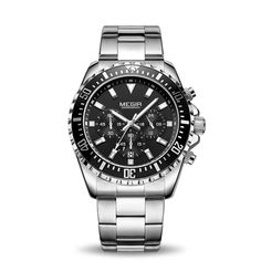 How one tiny mineral works to be so accurate Ever questions how the quartz watch got its name? It is in fact powered by the quartz crystal, a mineral most carefully looking like the composition of … Sport Watches, Cool Watches, Watches For Men, Unusual Watches, Men's Watches, Fashion Watches, Wrist Watches, Men's Fashion, High End Watches