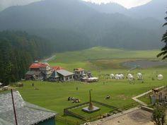 Mini Switzerland Of India, Khajjiar, Himachal Pradesh - (8 pictures)