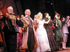 WICKED opened on Broadway at the Gershwin Theatre on  October 30, 2003