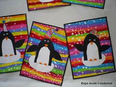 Le voyage du petit pingouin # 6 - Les cahiers de Joséphine