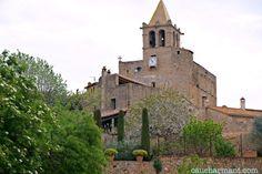 Madremanya. Pueblo con encanto Costa Brava. Baix Empordà. Lugares con encanto. www.caucharmant.com