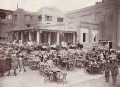 1929 Restaurant  La Pérgola, BARCELONA