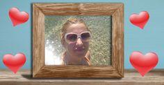 Η αγαπημένη σου φωτογραφία σε ξύλινη κορνίζα! Δημιούργησέ τη τώρα!