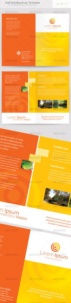 Information Pamphlet Template Community Non Profit Brochure - Information brochure template