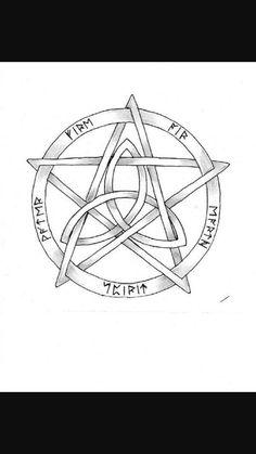 pentagramme / trinité
