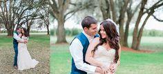 Carlee & Robert | Vintage, Floral Wedding | Sarasota Intimate Wedding Photographer  ||  www.MaggieDillonPhotography.com  ||  941.270.6487
