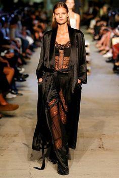 Défilé Givenchy Printemps-Été 2016 à la Fashion Week de New York
