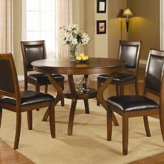 Wildon Home ® Swanville 5 Piece Dining Set