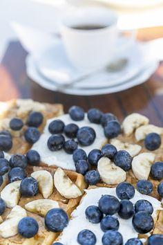 #vohvelit #waffles #picnic #piknik #resepti #recipe Chorizo, Waffles, Cereal, Picnic, Breakfast, Recipes, Food, Morning Coffee, Essen