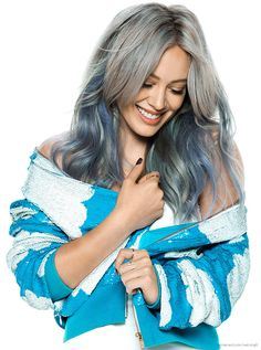 Hilary Duff by Ben Cope for RCA Records • 2015