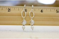 Sparkle & Pearl Drops