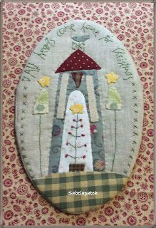 Discover recipes, home ideas, style inspiration and other ideas to try. Wool Applique, Embroidery Applique, Hatch Patch, Annie Downs, How To Make Ornaments, Patches, Quilts, Pattern, Christmas