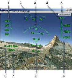 Google Earth Flugsimulator - Informationen und Tipps