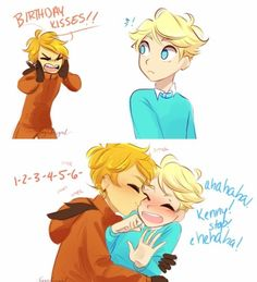 Read 🐇+🐇=💕 from the story bunny / south park by coffee-boy with 311 reads. South Park Funny, South Park Anime, South Park Fanart, South Park Quotes, Sasunaru, Anime Chibi, Butters South Park, Style South Park, Yuri