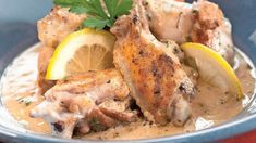 Kura s jogurtom a citrónom Turkey, Meat, Chicken, Turkey Country, Cubs