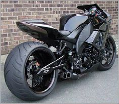 BATMAN'S CROTCH ROCKET!!! S84