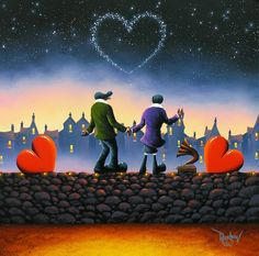 David Renshaw Art