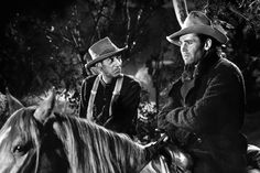 Leigh Whipper and Henry Fonda in William Wellman's The Ox-Bow Incident (1943). (FilmPublicityArchive/United Archives via Getty Images) Harry Morgan, Sam Peckinpah, Dana Andrews, Library Of America, The Hanged Man, Anthony Quinn, Ingmar Bergman, Henry Fonda, John Ford
