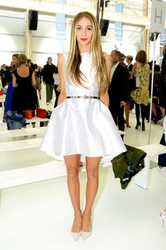 The Best Looks from Dior's Front Row - Page 2