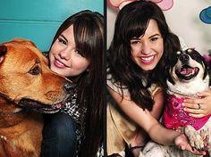 Adorable Alert: Pop Stars & Pups