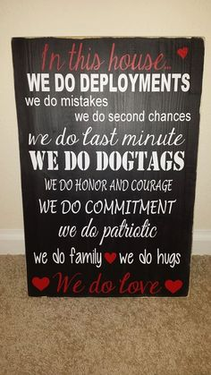 Hey, I found this really awesome Etsy listing at https://www.etsy.com/listing/180906994/in-this-house-we-do-deployment