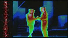 DIY thermal imaging with the Arduino Nano. #Atmel #ThermalImaging #DIY #Arduino #Makers #MakerMovement
