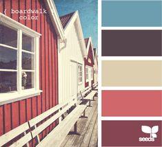 boardwalk color