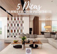 5 dicas para decorar seu primeiro apartamento ou casa | blog de casamento noiva do dia morar bem 5 dicas para decorar o apartamento