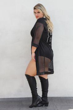 Marini Brasil - moda plus size - plus size fashion - plus size casual look - look gordinha - fatshion - fatshionista - psootd - look do dia plus size - body - body acceptance