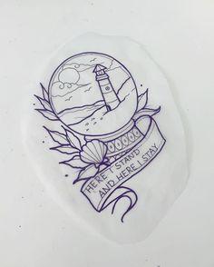 Ideas Tattoo Traditional Small Mom For 2019 - Tattoo Style Ocean Tattoos, Finger Tattoos, Mermaid Tattoos, Gap Filler Tattoo, Tattoo Sleeve Filler, Trendy Tattoos, New Tattoos, Small Tattoos, Disney Tattoos