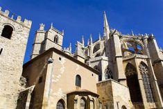 La catedral gótica de Narbona