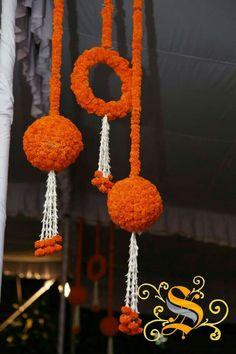 51 Ideas Flowers Shop Decoration Floral Arrangements For 2019 Housewarming Decorations, Diy Diwali Decorations, Wedding Flower Decorations, Stage Decorations, Garland Wedding, Festival Decorations, Wedding Ideas, Diwali Diy, Diwali Craft