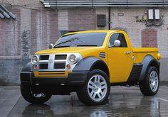 Dodge M80                                Concept truck